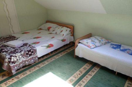 Гостевой дом Уютная Витязево 3-х мест мансарда (1)